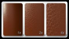 Самоклеющаяся автомобильная пленка под кожу коричневого цвета